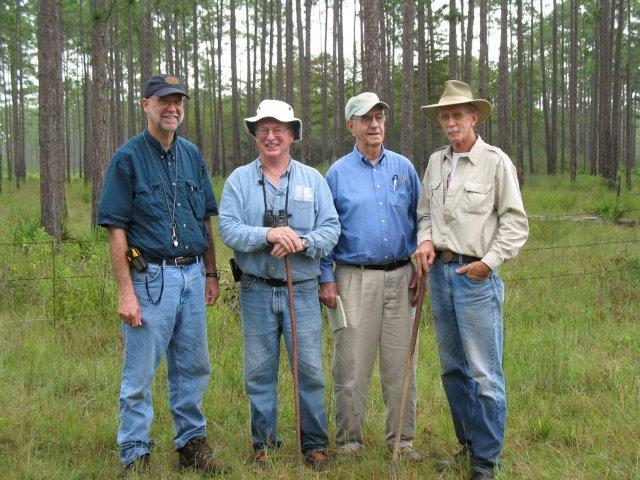 Gil, Wilson, Angus and Guy